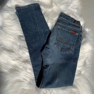 7 for All Mankind 26x28